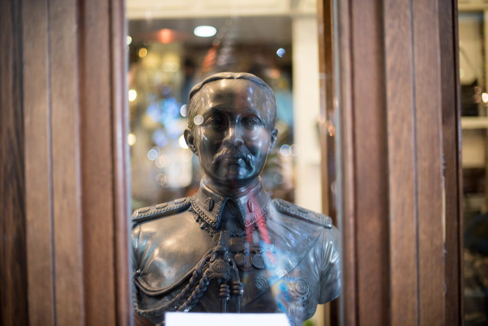 A Bust of King Rama V