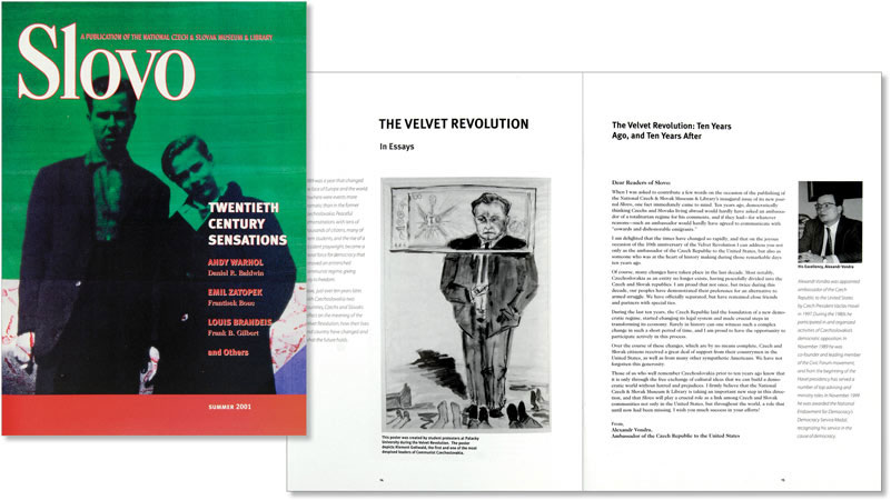 Slovo Art Museum Journal    |   Design and art direction for 60-page biannual journal