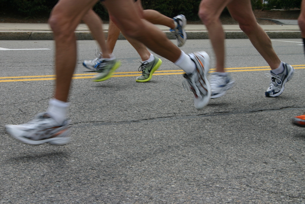 Physical endurance is, of course, an essential part of running a marathon.   Danielle Walquist Lynch/Flickr  (CC BY 2.0)