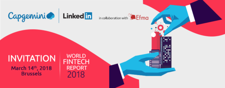 capgemini world fintech report 2018 presentation b hive