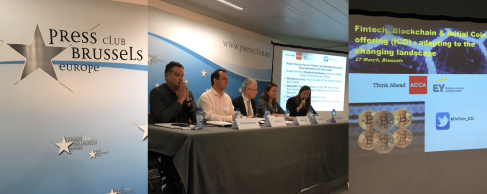 B-Hive on ACCA panel discussion on Fintech and Blockchain policy developments and next steps hosted by Press Club.