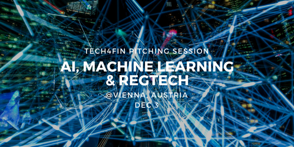 Apply to pitch at the Tech4Fin Pitching Session on December 3 in Vienna!