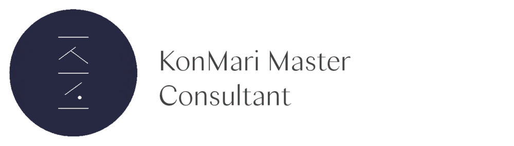 Proud to be the first PLATINUM Accredited KonMari Consultant worldwide.