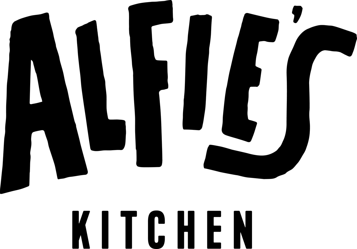 Alfie's Kitchen