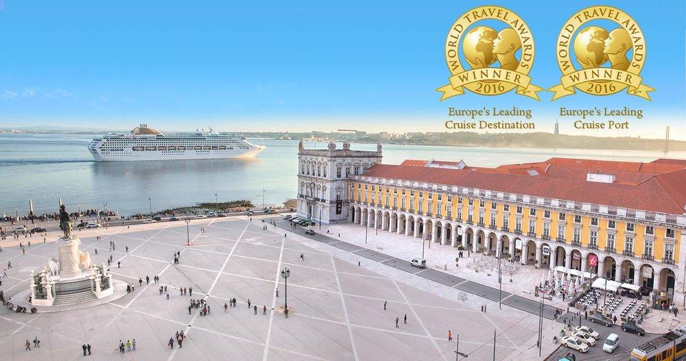 """首都里斯本获得包括""""最佳港口""""和""""最佳游艇出游地""""两项大奖"""