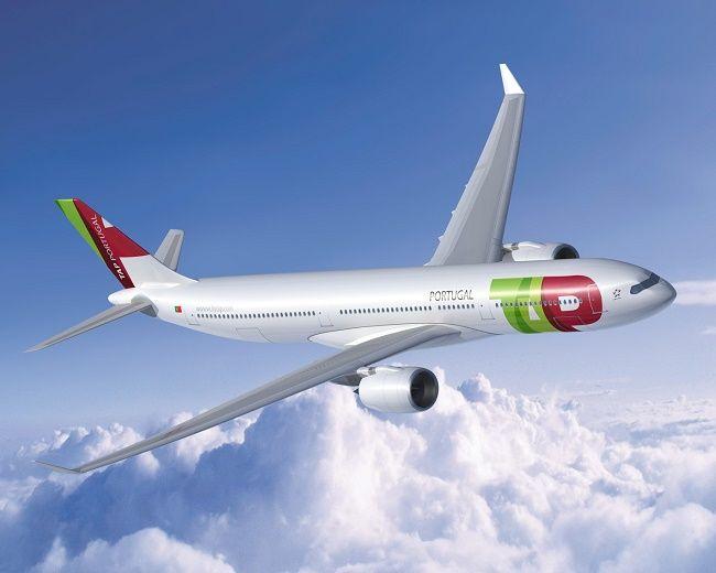 """葡萄牙航空(TAP)则被授予了""""最佳执飞非洲及南美洲航线航空公司""""的殊荣"""