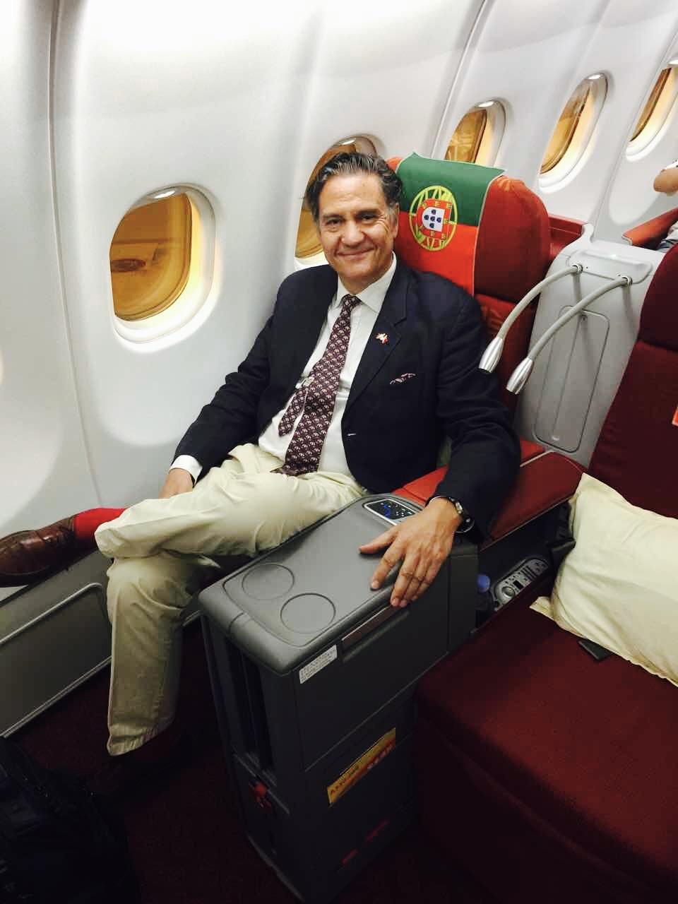 Embaixador Jorge Torres-Pereira