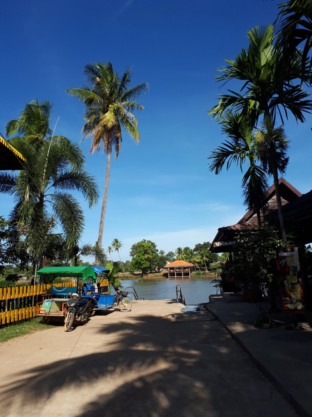 Laos, île de Don Khon