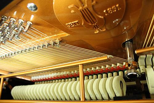 Sheffield Pianos Retringing