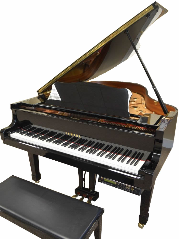Yamaha GH1B Grand Piano