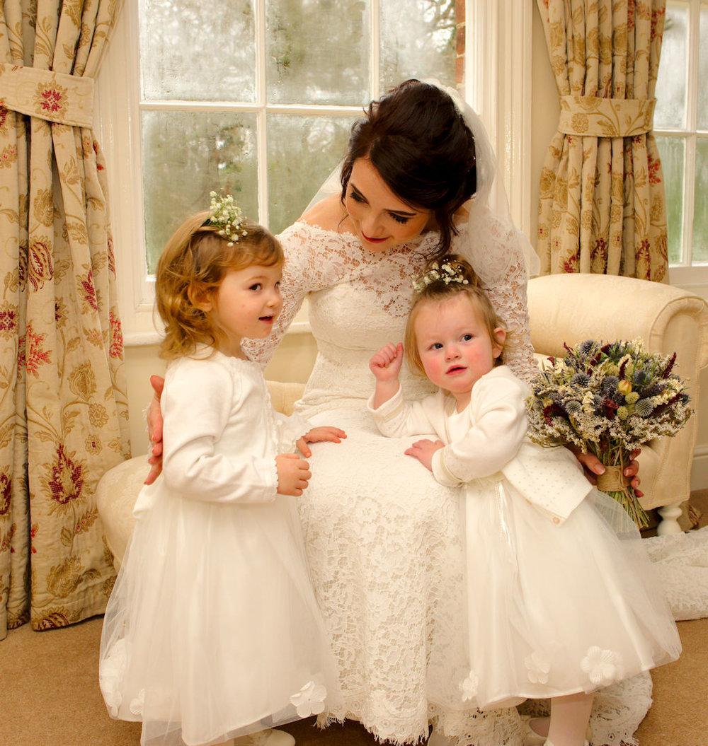 7 bride and children.jpg