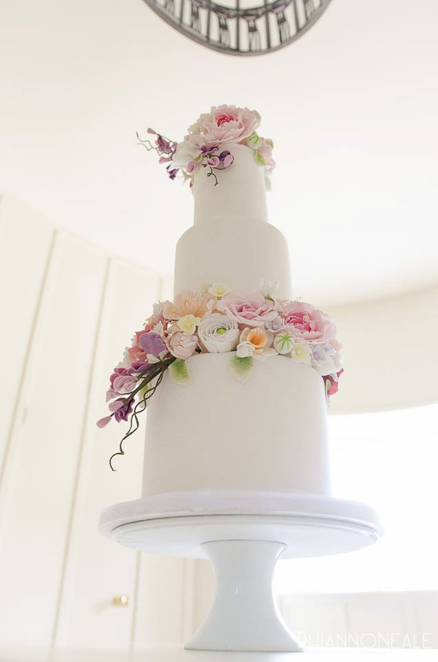 Rosewood Wedding Cakes Artistic Elegant Wedding Cakes Glasgow
