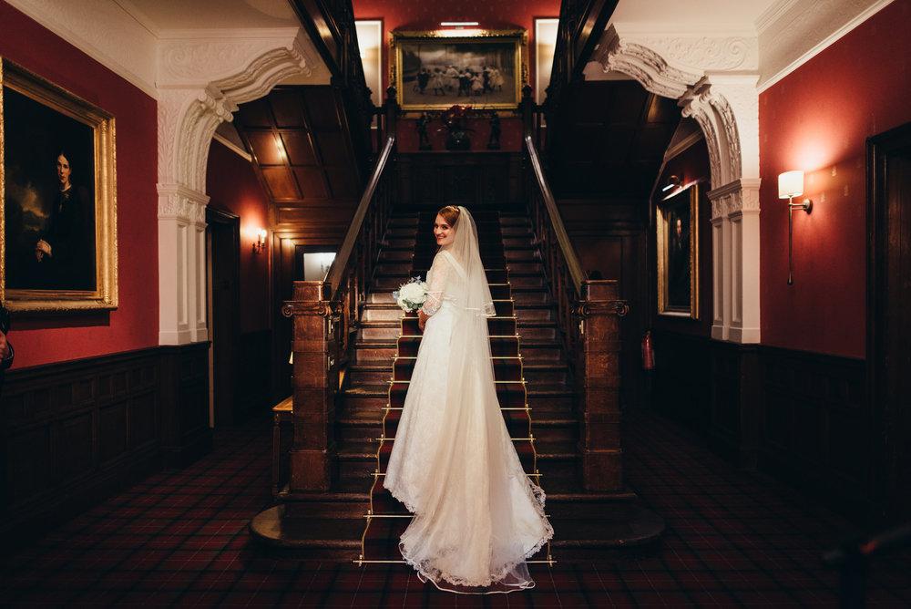 Sherbrooke Castle Weddings - Rosewood Cakes Luxury Wedding Cakes Glasgow Scotland