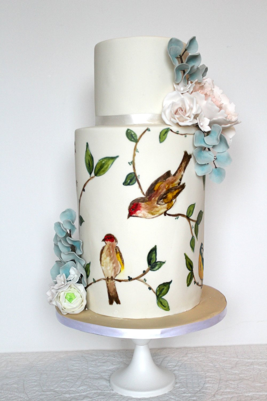 Birds - Rosewood Cakes Glasgow