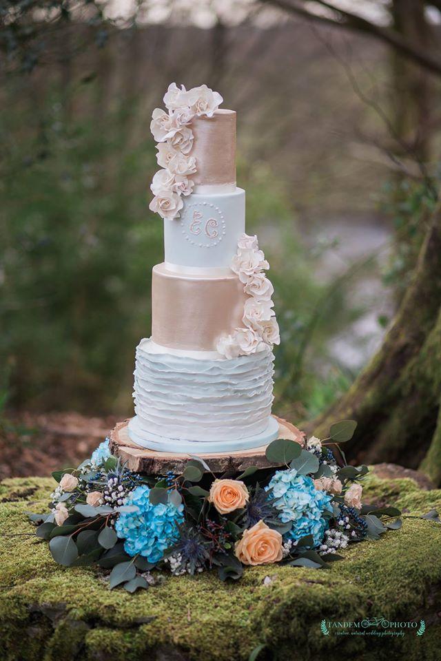 luxe - rosewood cakes, glasgow scotland