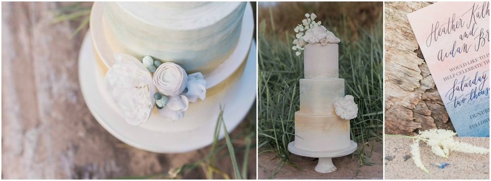 beach collage - rosewood cakes wedding cakes glasgow scotland.jpg