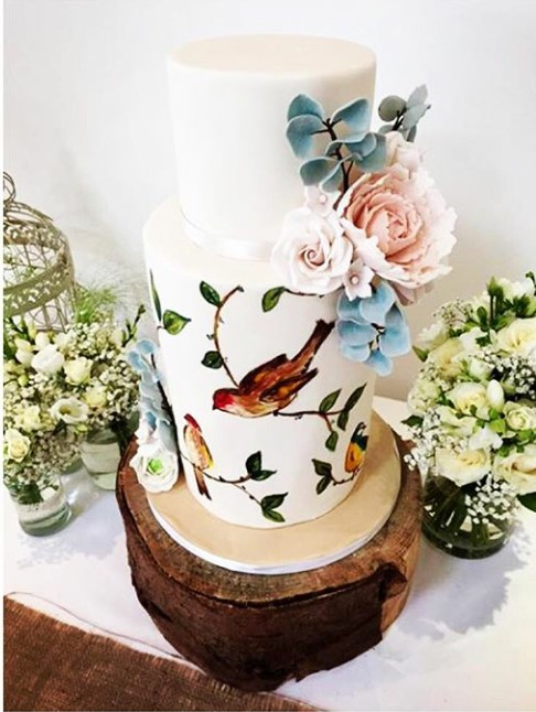 rosewood wedding cakes glasgow scotland