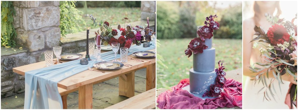 Suzanne Li Photography at  Flowers - A Curious Arrangement - Venue Windmill Barn