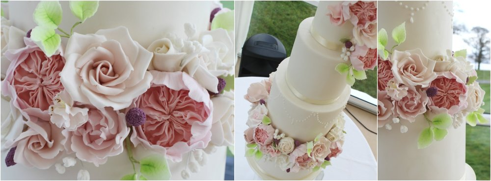 loch lomond golf club - rosewood cakes high end luxury wedding cakes