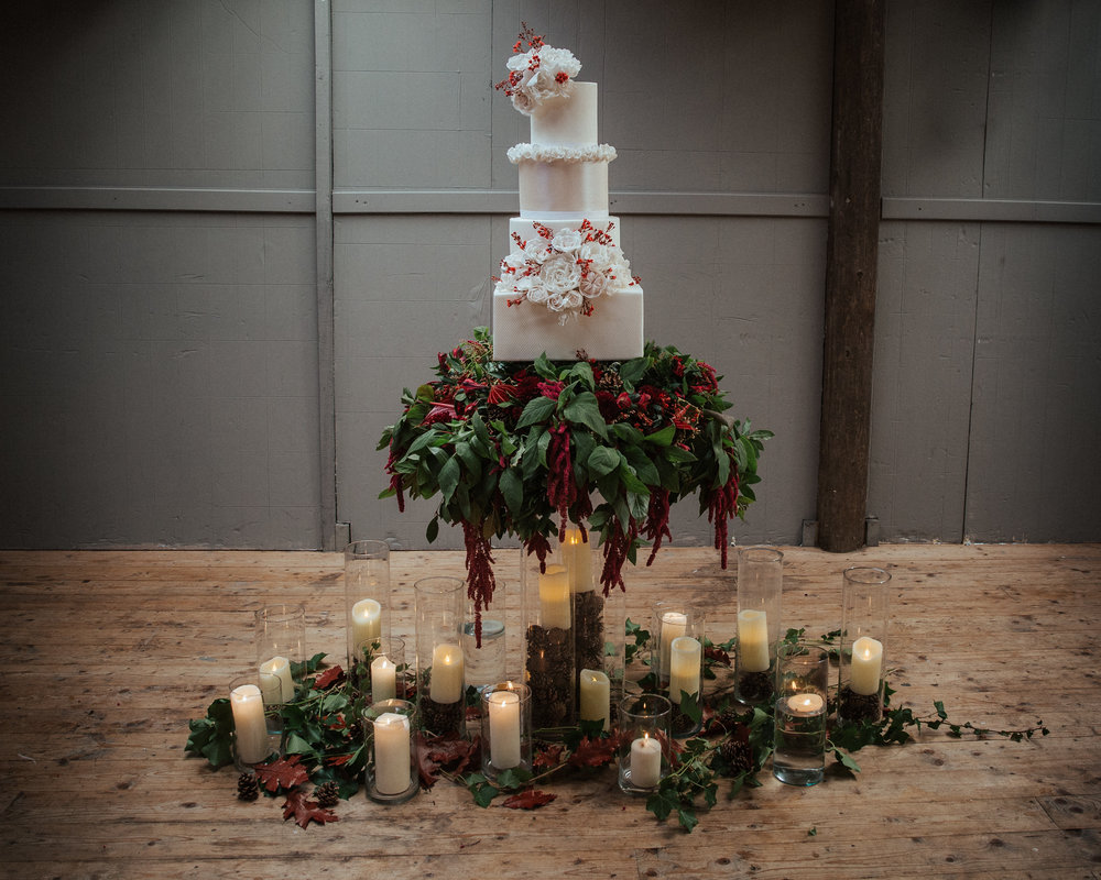 Rosewood Cakes - luxury wedding cakes glasgow scotland