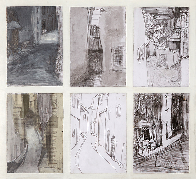 Alison Stewart Croatia Sketchbook