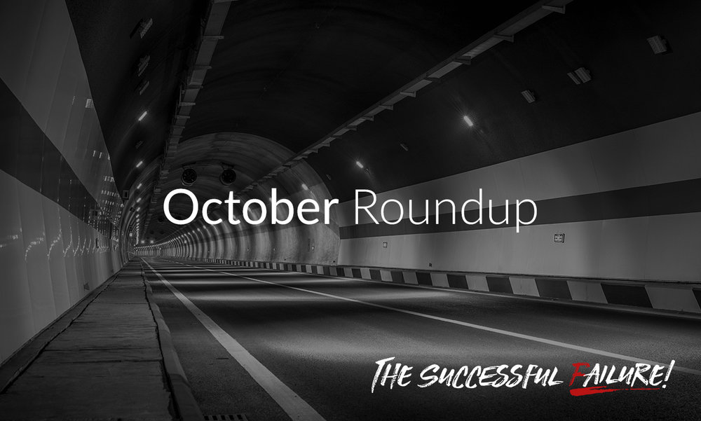 October Roundup