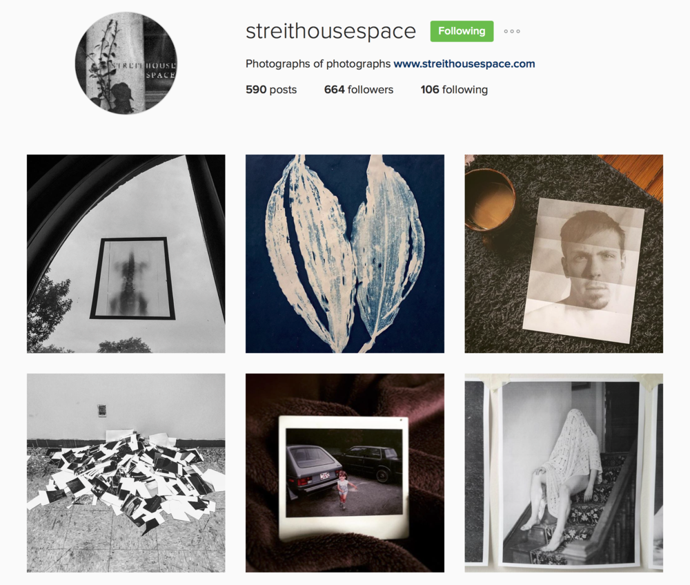 I'm taking over the Streithouse Space Instgram this week! Come follow along  here .