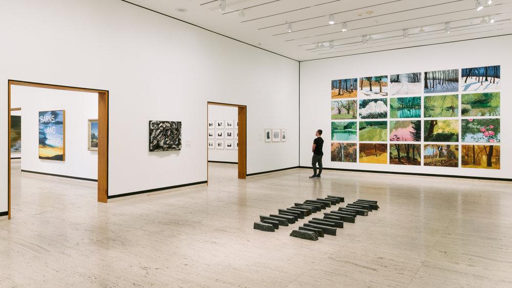 Sheldon Museum of Art for The New York Times, Lincoln, Nebraska, 2018