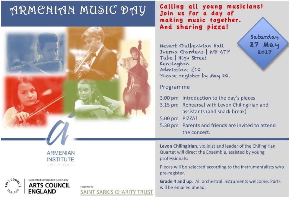 Armenian Music Day