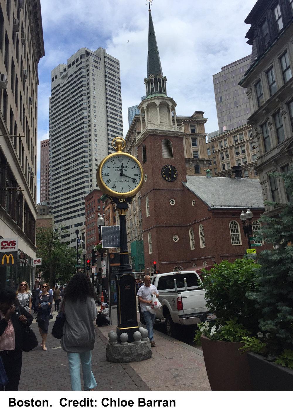 Click here for Boston, Massachusetts Metro Area