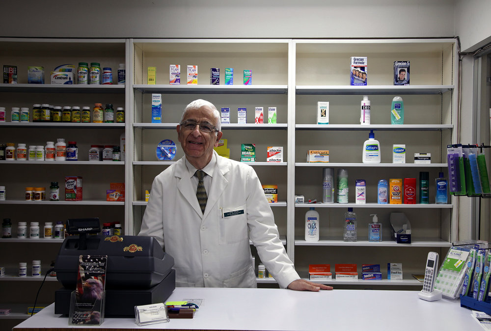 Diran Bahadourian, owner of Good Drugs Pharmacy - Photo Credit: Gilda Davidian