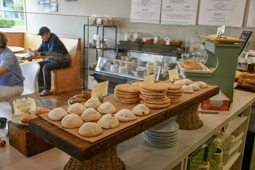 At Seta's Cafe, Belmont.  credit Chloe Barran.jpg