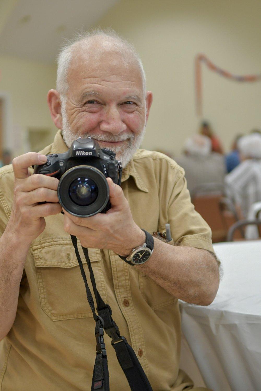 Ken Martin, photographer.