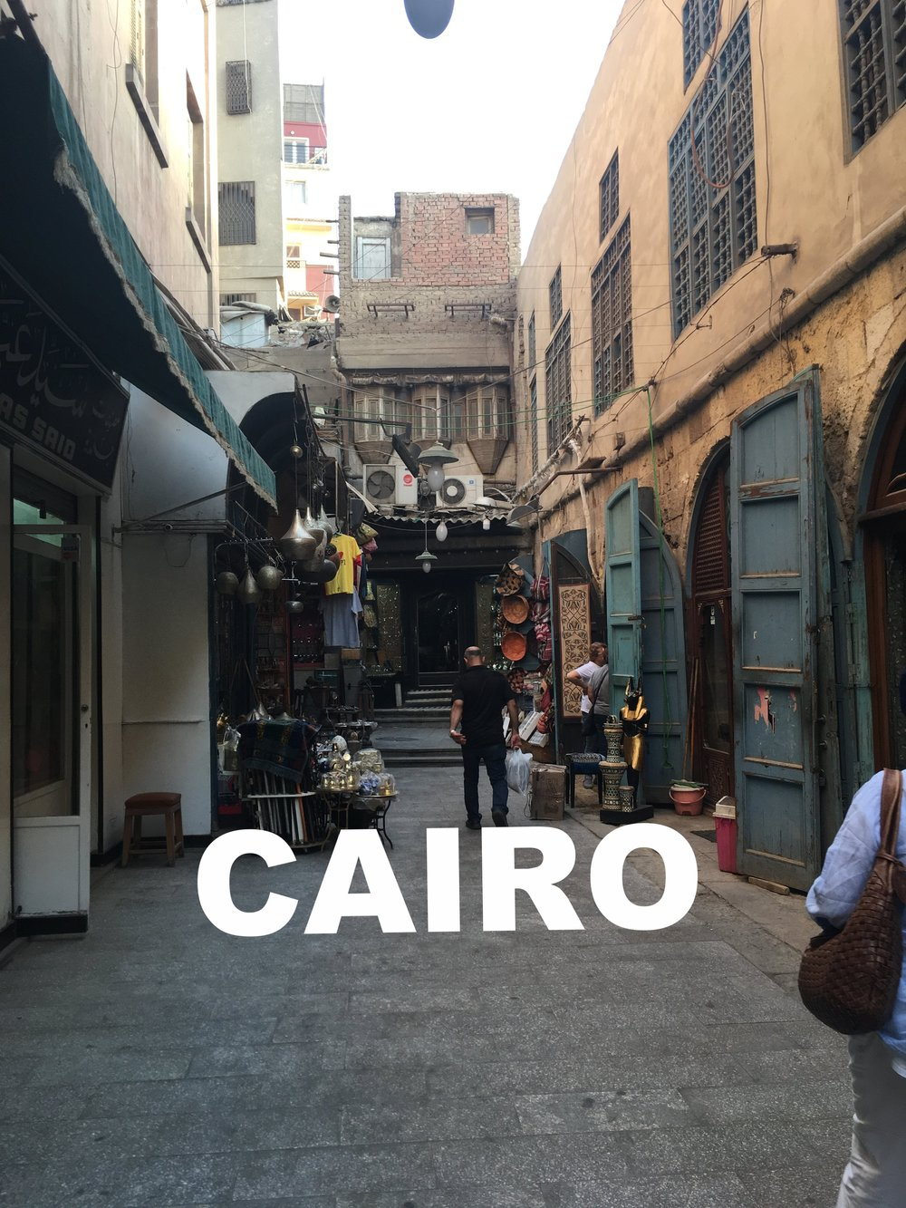 Cairo. Photo Credit: Chaghig Filian