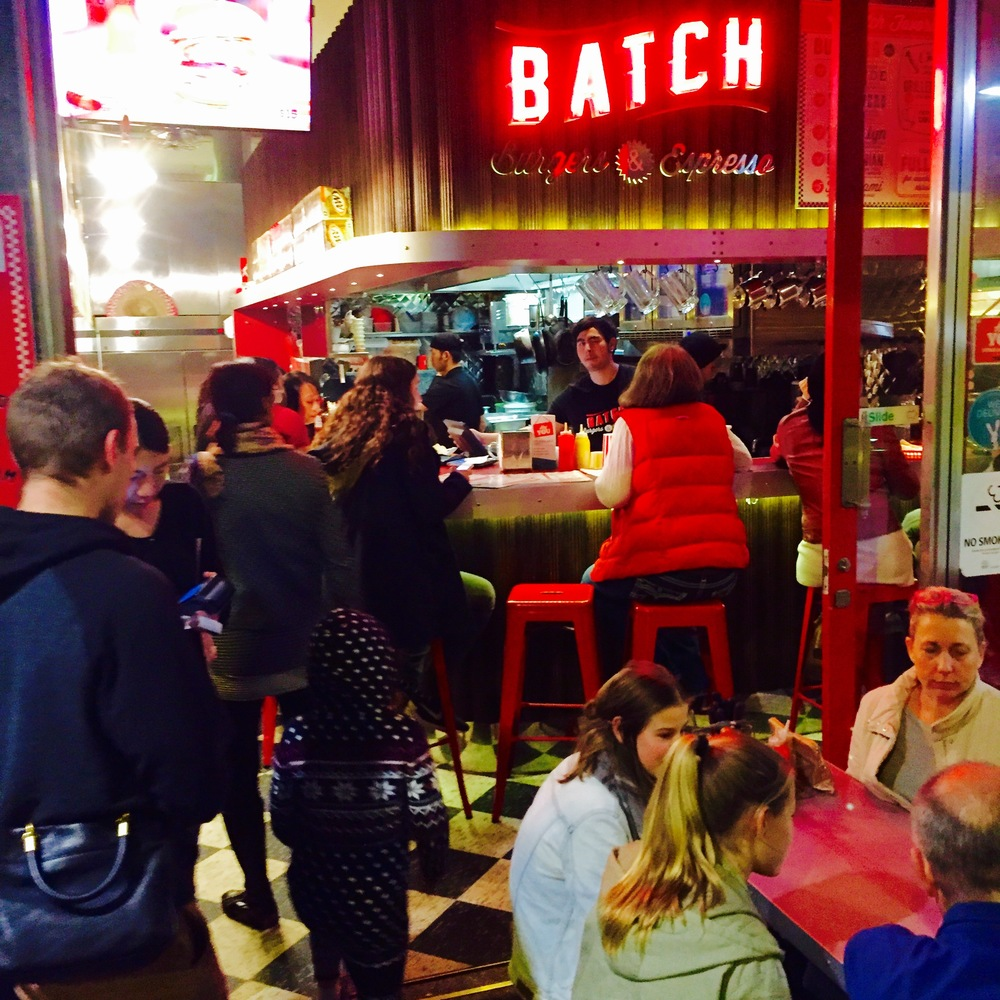 Popular Batch Burgers