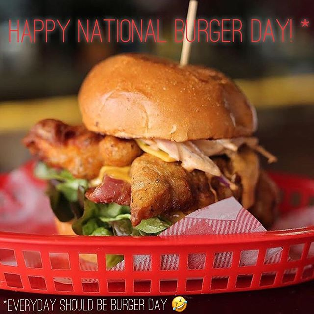 HAPPY NATIONAL BURGER DAY! Everyday is burger day so on this very special occasion why not go rouge on your normal selection and try something different. Maybe go spicy chicken with our Chipotle Burger or Super hot with El Diablo!!! 🍔🔥🍔🔥 Photo credit @timeoutsydney 📷#nationalburgerday #timeoutsydney #chilli  #sydneyfood #sydneyscene #sydneyfoodie #burger  #batch #batchburgerandespresso #lunapark #milkshake #batchburgersandespresso #burgersbythebridge #batchburger #urbanlistsyd #batchburgers #menu #newmenu #kirribilli #urbanfoodreview #hotdog #burgersandfries #eldiablo