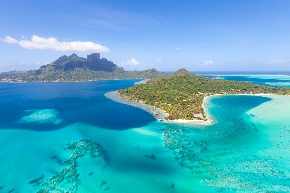 - TAHITI - Paradise on earth is closer than you think. You've seen the photographs — those legendary over-the-water bungalows, water so clear you can catch a fish with a spear. Wake up pinching yourself to make sure it's all real, on your own Tahitian dream vacation.