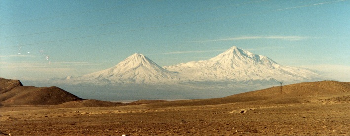 Mt. Ararat (Photo: Bedo Eghiayan)