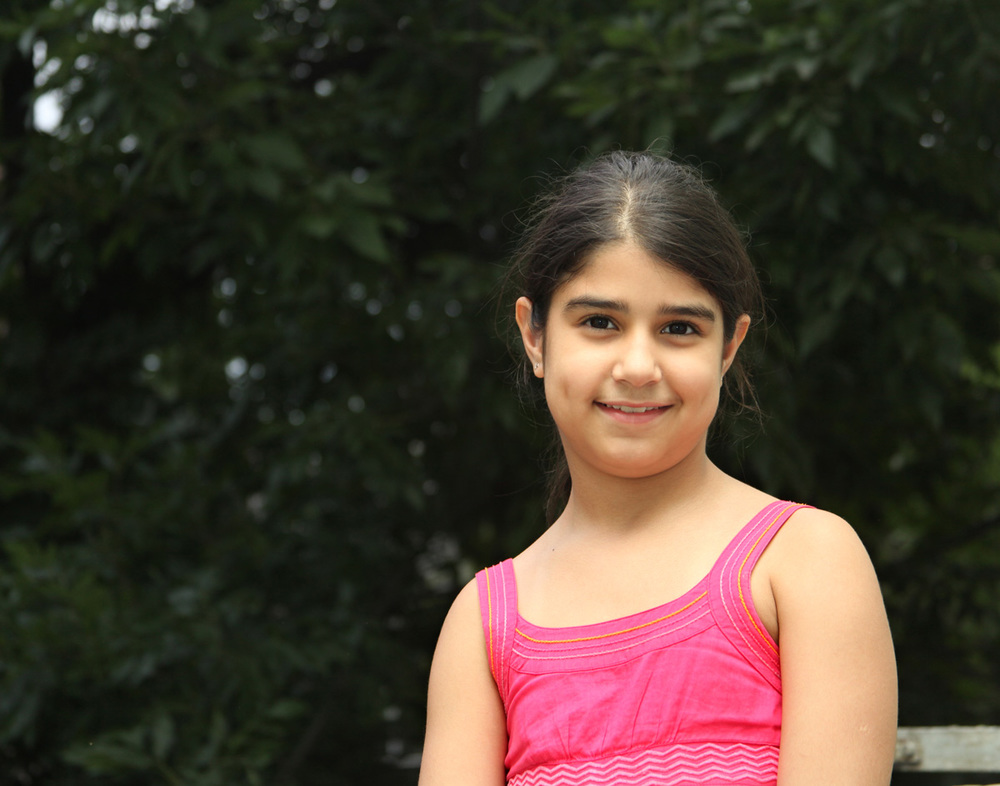 "Elene  lives in Yerevan, Armenia.  She enjoys books and reads Harry Potter in both Armenian and Russian!  She likes playing Monopoly and visiting her grandmother whom she calls ""Tata"".  Elene wishes she had a horse."