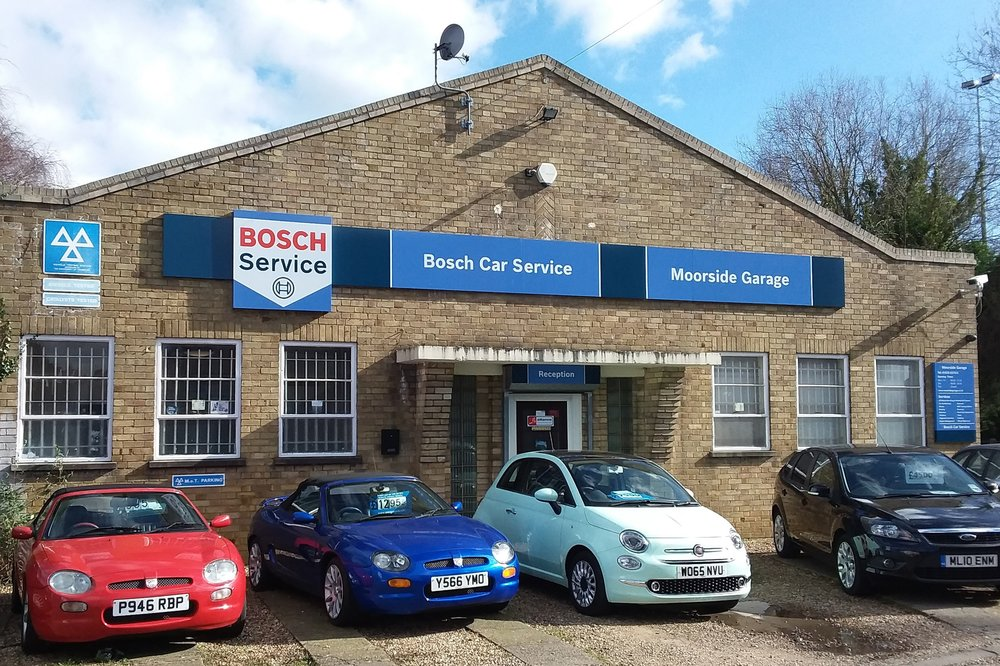 Moorside Garage in Maidenhead, is proud to be a selected Partner Garage of the EasyCarCare Network