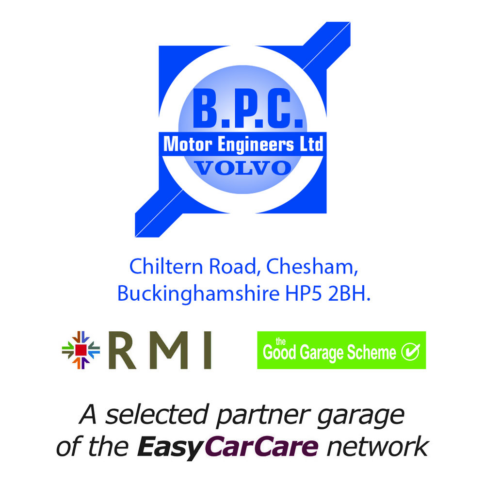 BPC Motor Engineers Ltd are proud to be a selected Partner Garage of the EasyCarCare Network