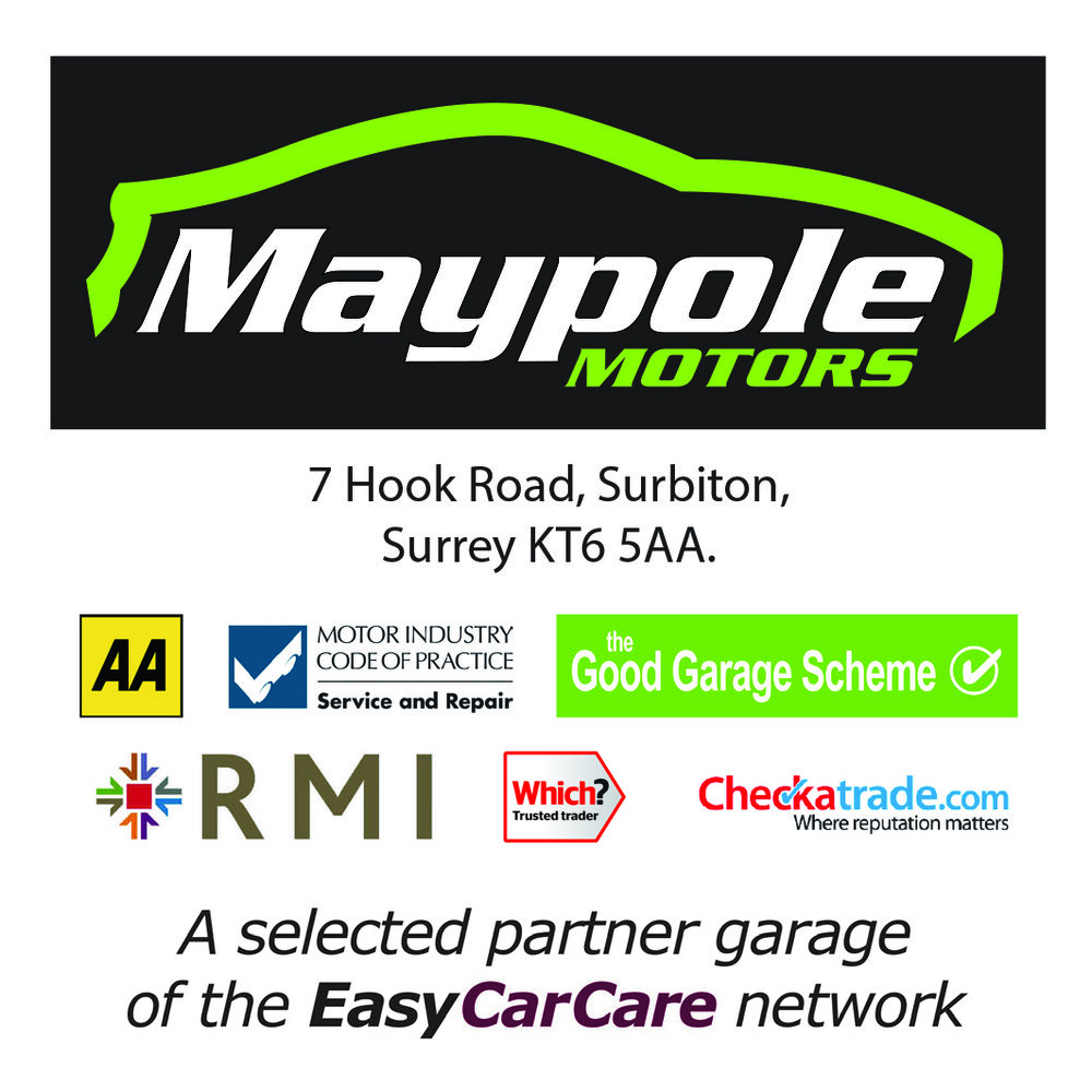 Maypole Motors is proud to be a selected Partner Garage of the EasyCarCare Network