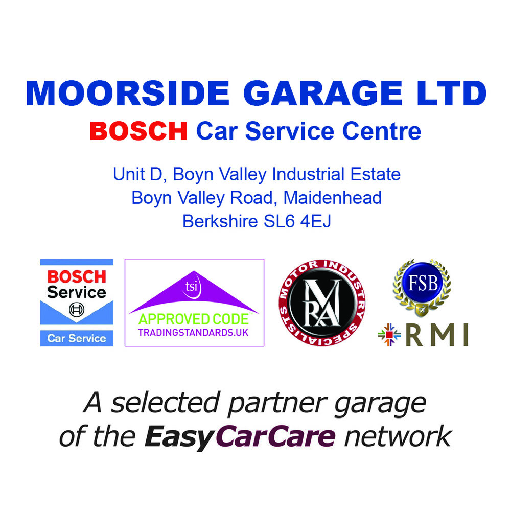 Moorside Garage Ltd is proud to be a selected Partner Garage of the EasyCarCare Network