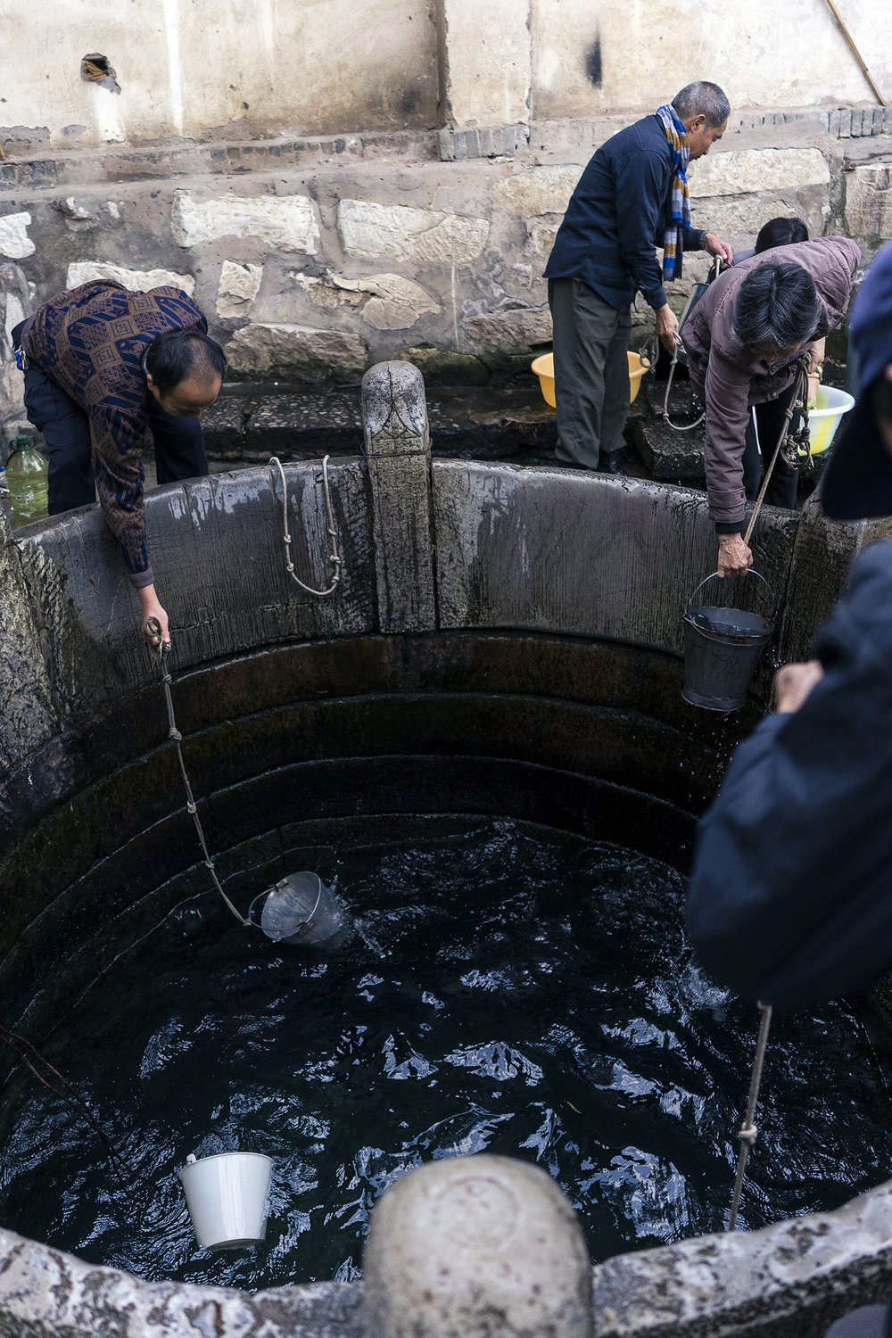 daban_water_well_jianshui_china