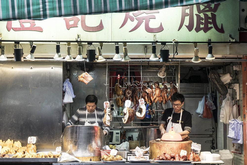 Chicken & Duck Shop Sham Shui Po