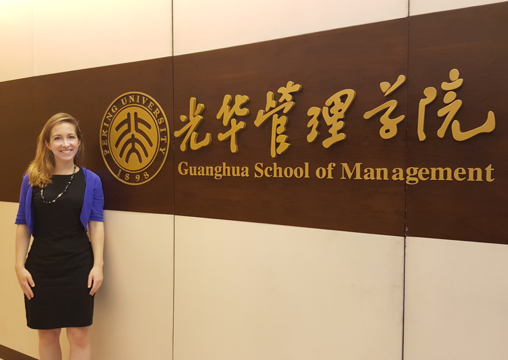 Peking University, Guanghua School of Management - Beijing, China, 2016