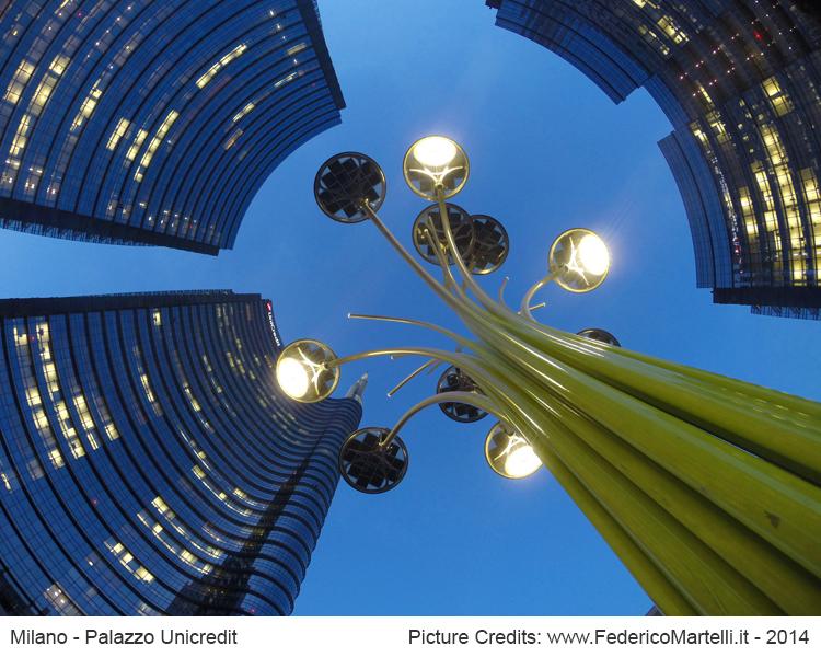 Palazzo Unicredit Milano