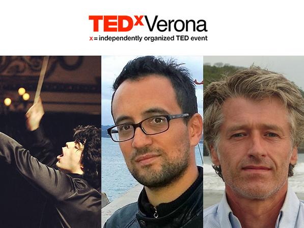 George Burt al TEDxVerona