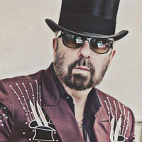 Dave Stewart - Rockstar Musicista