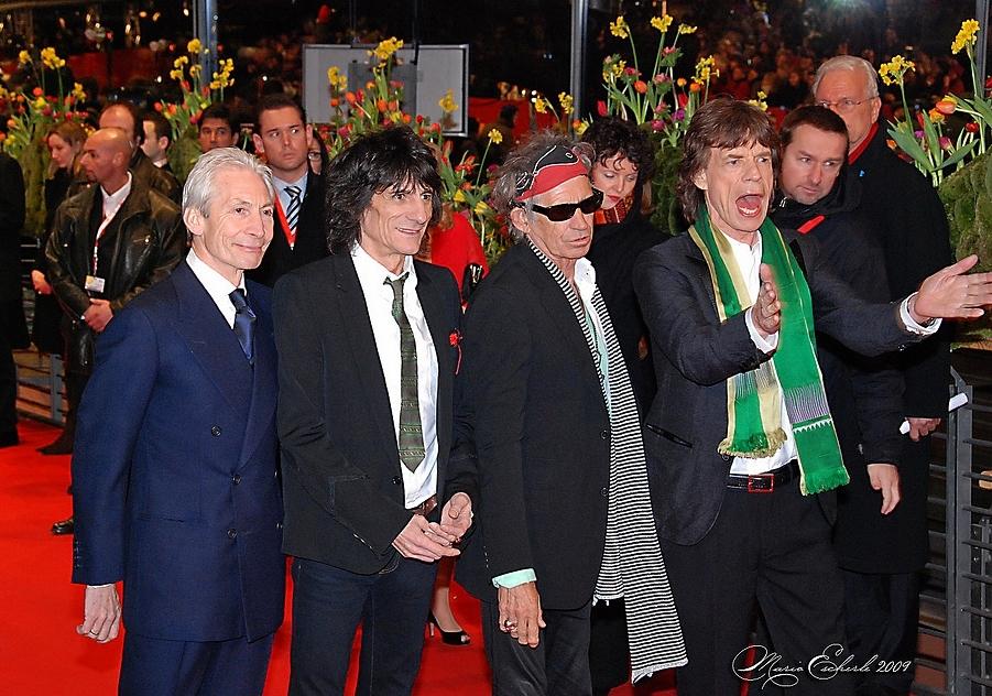Rolling Stones, Berlino 2008 - Crediti immagine: Mario Escherle, Licenza CC 2.0